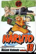 Naruto TPB (2003-2015 Shonen Jump Edition Digest) 18-REP