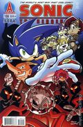 Sonic the Hedgehog (1993 Archie) 199