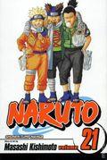 Naruto TPB (2003-2015 Shonen Jump Edition Digest) 21-REP