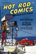 Hot Rod Comics (1951 U. K. Edition) 2