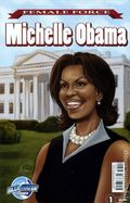 Female Force Michelle Obama (2009 Bluewater) 1