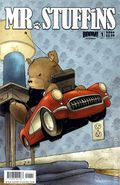 Mr. Stuffins (2009 Boom Studios) New Edition 1A