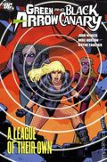 Green Arrow/Black Canary A League of Their Own TPB (2009 DC) 1-1ST