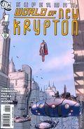 Superman World of New Krypton (2009) 1B