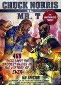 Chuck Norris vs. Mr. T SC (2008 Gotham Books) 1-REP