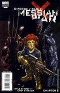 X-Force Cable Messiah War (2009) 1B