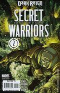 Secret Warriors (2009 Marvel) 2B
