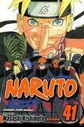 Naruto TPB (2003-2015 Shonen Jump Edition Digest) 41-1ST