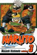 Naruto TPB (2003-2015 Shonen Jump Edition Digest) 3-1ST