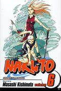 Naruto TPB (2003-2015 Shonen Jump Edition Digest) 6-REP