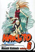 Naruto TPB (2003-2015 Shonen Jump Edition Digest) 6-1ST