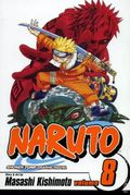 Naruto TPB (2003-2015 Shonen Jump Edition Digest) 8-1ST