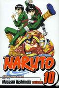 Naruto TPB (2003-2015 Shonen Jump Edition Digest) 10-1ST