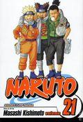 Naruto TPB (2003-2015 Shonen Jump Edition Digest) 21-1ST