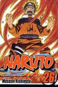 Naruto TPB (2003-2015 Shonen Jump Edition Digest) 26-1ST