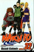 Naruto TPB (2003-2015 Shonen Jump Edition Digest) 32-1ST