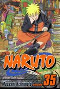 Naruto TPB (2003-2015 Shonen Jump Edition Digest) 35-1ST