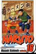 Naruto TPB (2003-2015 Shonen Jump Edition Digest) 16-1ST