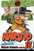 Naruto TPB (2003-2015 Shonen Jump Edition Digest) 18-1ST