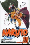 Naruto TPB (2003-2015 Shonen Jump Edition Digest) 20-REP