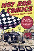Hot Rod Comics (1951 U. K. Edition) 1