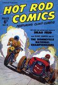 Hot Rod Comics (1951 U. K. Edition) 4