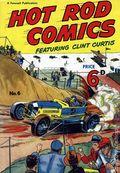 Hot Rod Comics (1951 U. K. Edition) 6