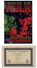 Hulk HC (2008 DF Limited Signed Edition) 1-1ST