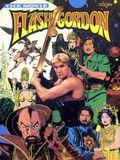 Flash Gordon The Movie HC (1980 Golden Press) 1-1ST