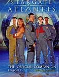 Stargate Atlantis The Official Companion SC (2005-2008) 1-1ST
