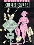 Chester Square TPB (1996 A Love and Rockets Collection) 13-REP