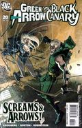 Green Arrow Black Canary (2007) 20