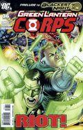 Green Lantern Corps (2006) 36A