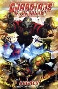 Guardians of the Galaxy TPB (2009-2010 Marvel) 1-1ST