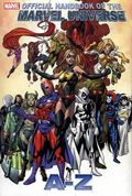 Official Handbook of the Marvel Universe A-Z HC (2008-2010 Marvel) 7-1ST