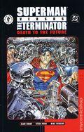 Superman vs. the Terminator Death to the Future TPB (2000 Dark Horse/DC) 1-1ST