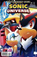 Sonic Universe (2009) 4