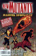 Marvel Spotlight New Mutants (2009) 0