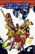 Baltimore Comic-Con Official Souvenir Program 2005