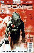 Final Crisis Aftermath Escape (2009 DC) 1