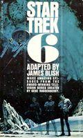Star Trek PB (1967-1977 Bantam Novel Series) 6-REP