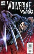 Wolverine Weapon X (2009 Marvel) 1D