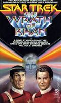 Star Trek The Wrath of Khan PB (1982 Pocket Novel) 1-1ST
