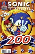 Sonic the Hedgehog (1993 Archie) 200A