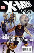 X-Men Future History The Messiah War Sourcebook (2009) 1