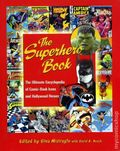 Superhero Book The Ultimate Encyclopedia of Comic Book Icons and Hollywood Heroes SC (2004 Visible Ink Press) 1st Edition 1-1ST