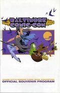 Baltimore Comic-Con Official Souvenir Program 2001A