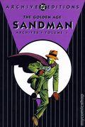 DC Archive Editions Golden Age Sandman HC (2004 DC) 1-1ST