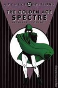 DC Archive Editions Golden Age Spectre HC (2005 DC) 1-1ST