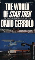 World of Star Trek PB (1973 Ballantine Books) 1-1ST